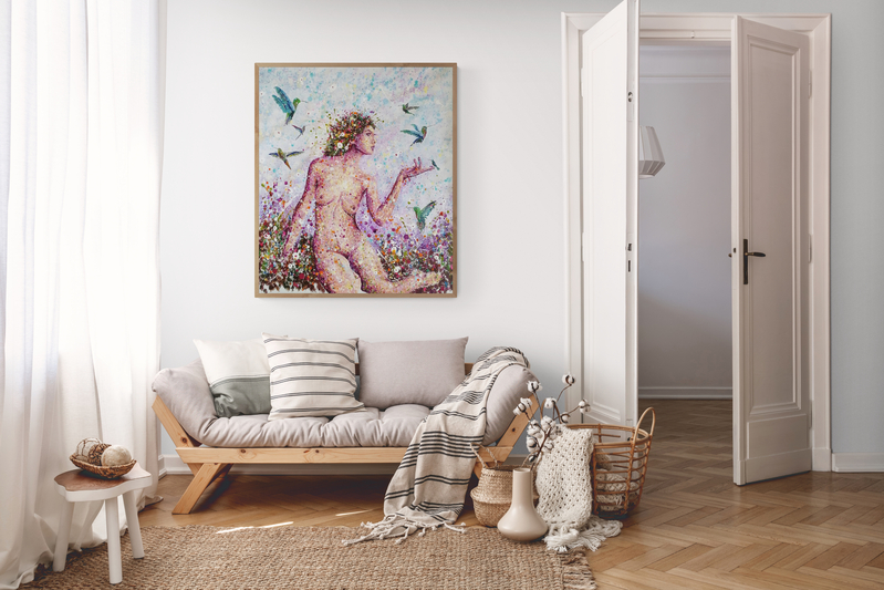 nude art painting siho-art